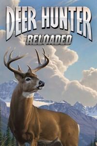 Carátula para el juego Deer Hunter: Reloaded de Xbox 360