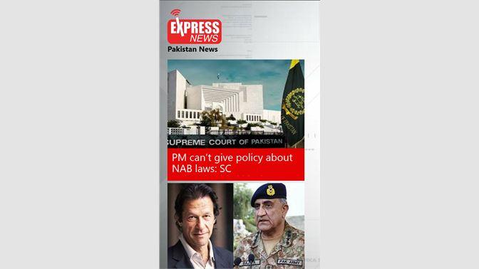 Get Express News Pakistan - Microsoft Store en-QA