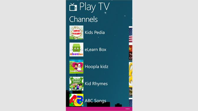 Get Play TV - Microsoft Store