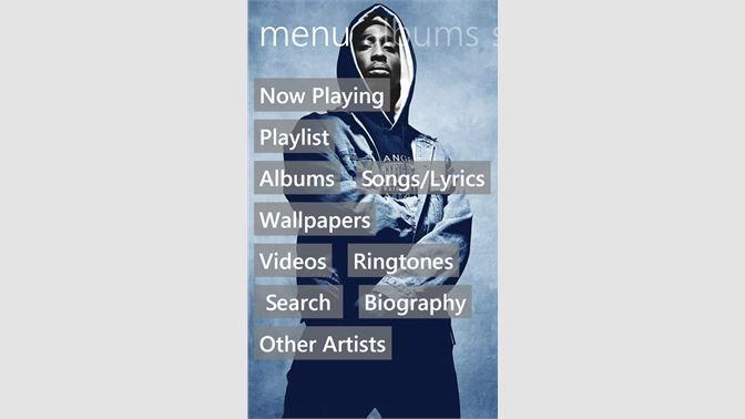 Get 2Pac Music - Microsoft Store