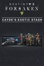 Buy Destiny 2: Forsaken - Cayde's Exotic Stash - Microsoft Store