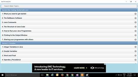 Java for everyone Screenshots 1