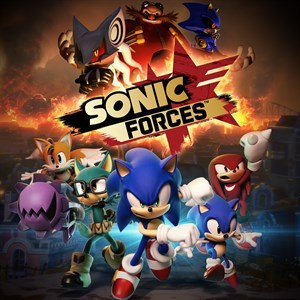 SONIC FORCES™ Digital Standard Edition Xbox One