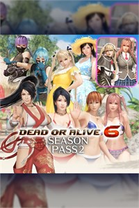 DEAD OR ALIVE 6 Season Pass 2