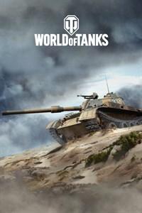 Carátula para el juego World of Tanks - Type 59-II Ultimate de Xbox 360