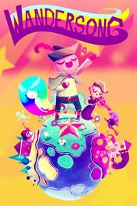 Carátula para el juego Wandersong de Xbox 360