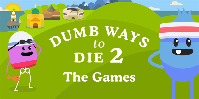 Get Dumb Ways To Die 2 The Games