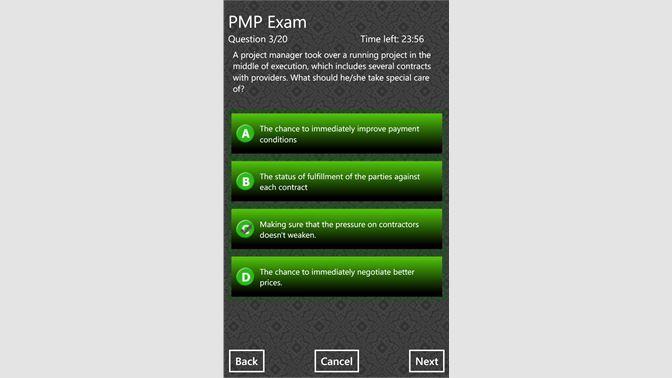 Get PMP Exam (Free) - Microsoft Store
