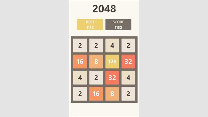 Get 2048 Plus - Microsoft Store