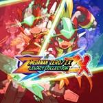 Mega Man Zero/ZX Legacy Collection Logo