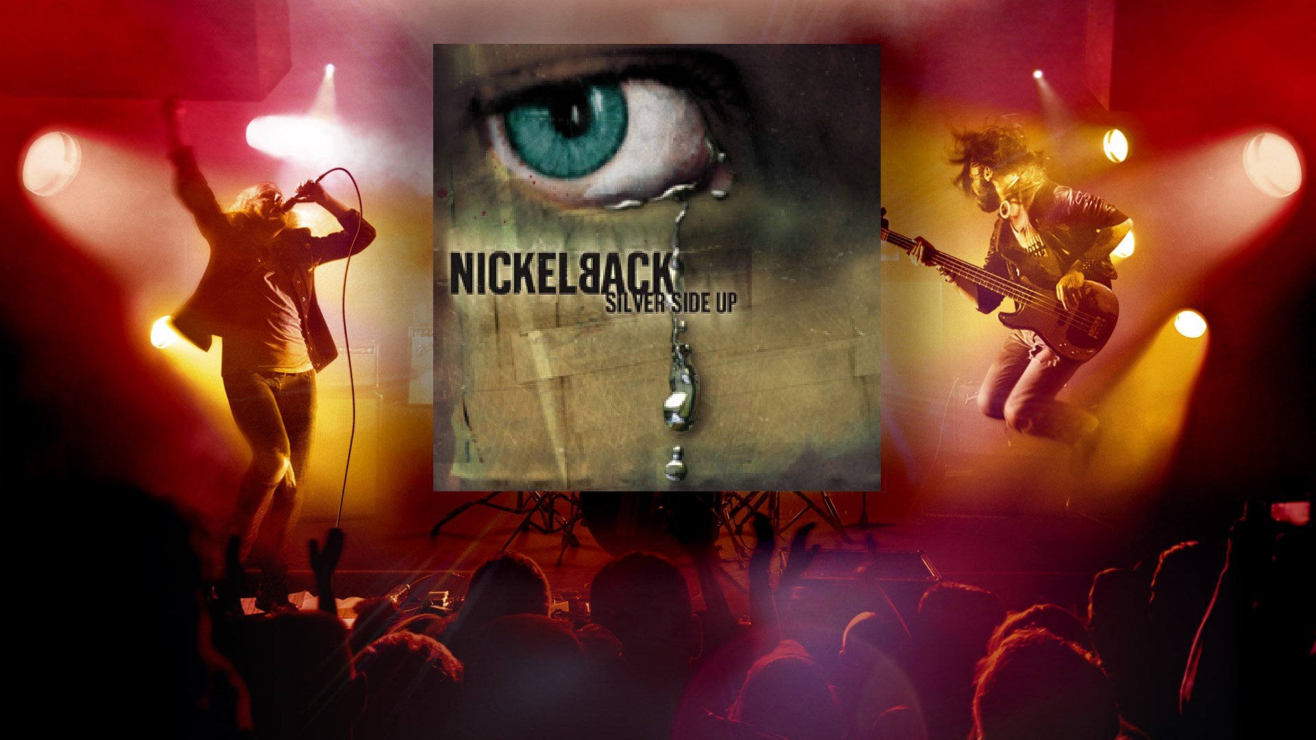 """""""How You Remind Me"""" - Nickelback"""