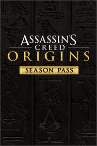Carátula del juego Assassin's Creed Origins - Season Pass