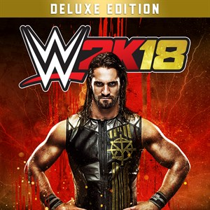 WWE 2K18 Digital Deluxe Edition Xbox One