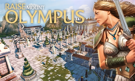Olympus Rising Screenshot