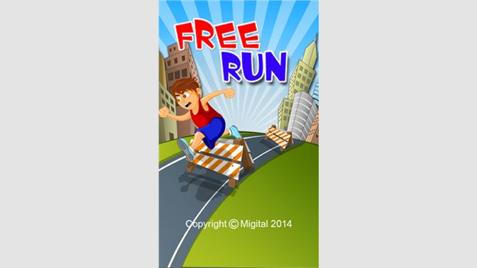 Get Free Run - Microsoft Store