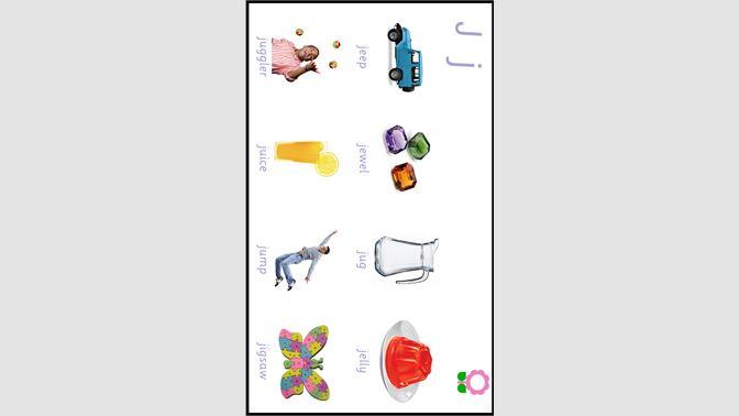 Alphabet Vocabulary Book Al Microsoft Store Tr Tr
