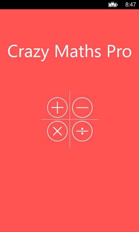 Buy Crazy Maths Pro - Microsoft Store