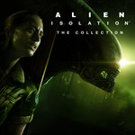 Alien: Isolation - The Collection Logo