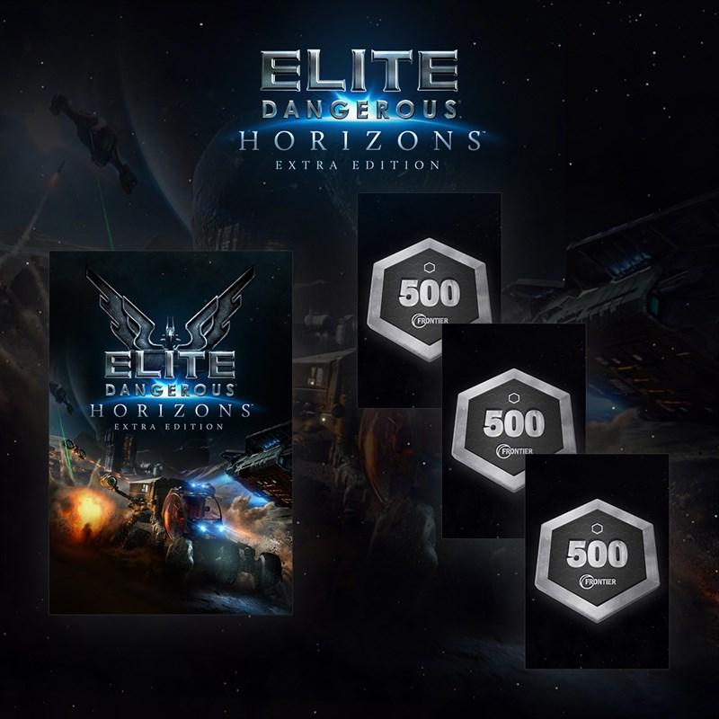 Elite Dangerous: Horizons Extra Edition