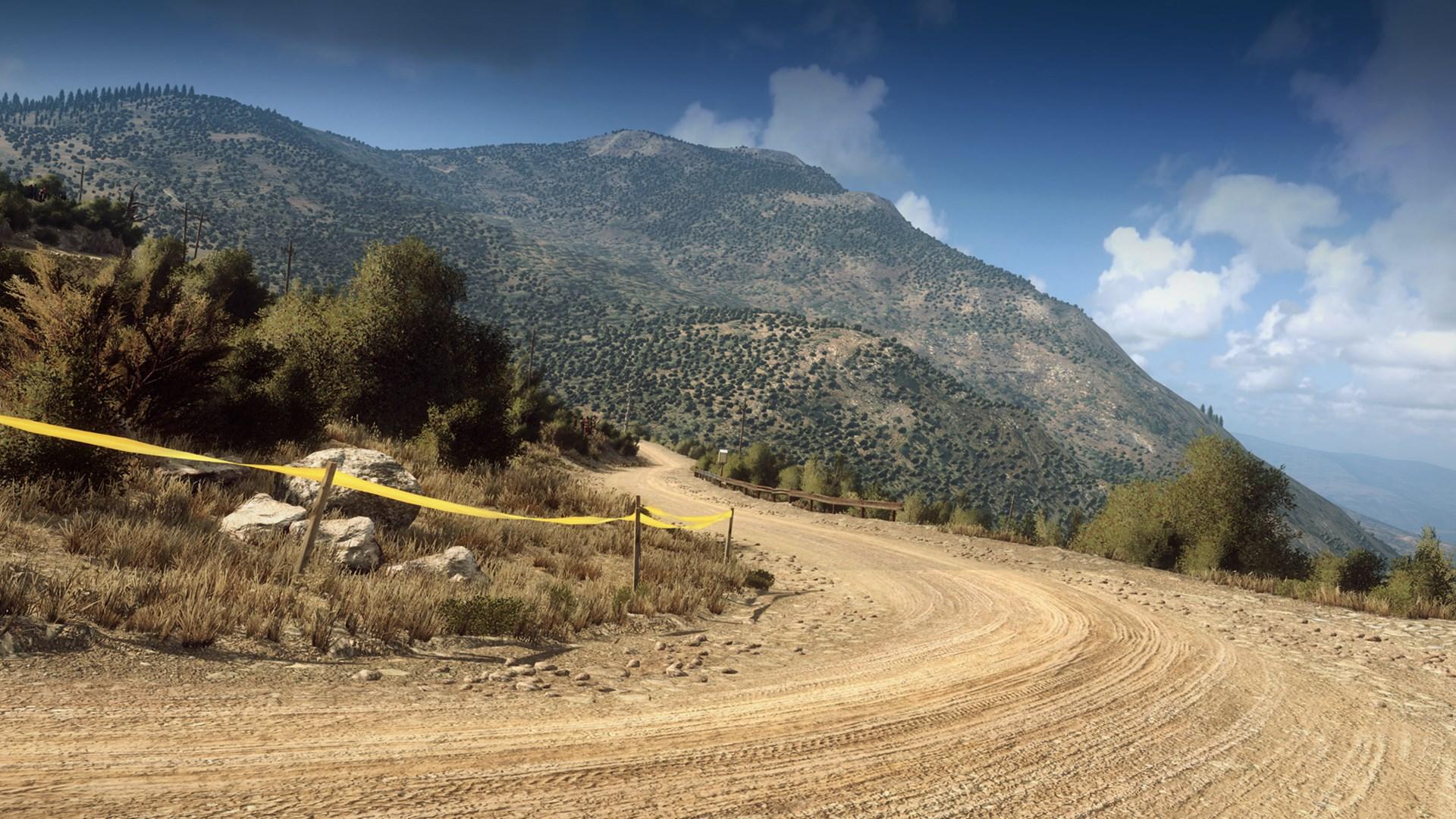 WS - Greece (Rally Location)