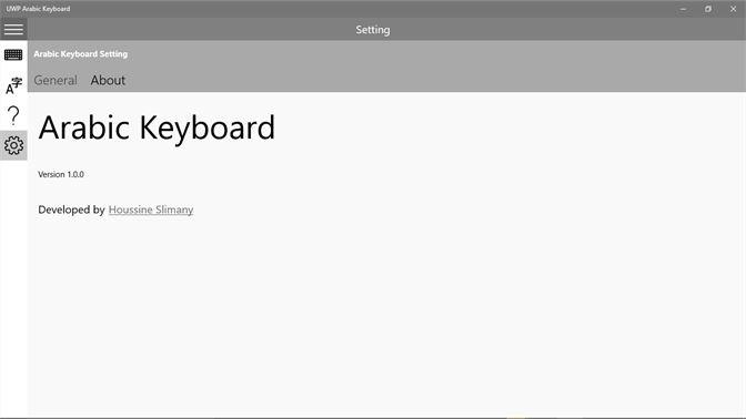 Get UWP Arabic Keyboard - Microsoft Store