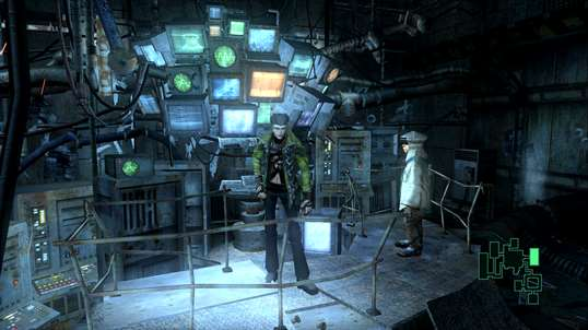 Phantom Dust screenshot 1