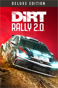 Carátula del juego DiRT Rally 2.0 Digital Deluxe Edition