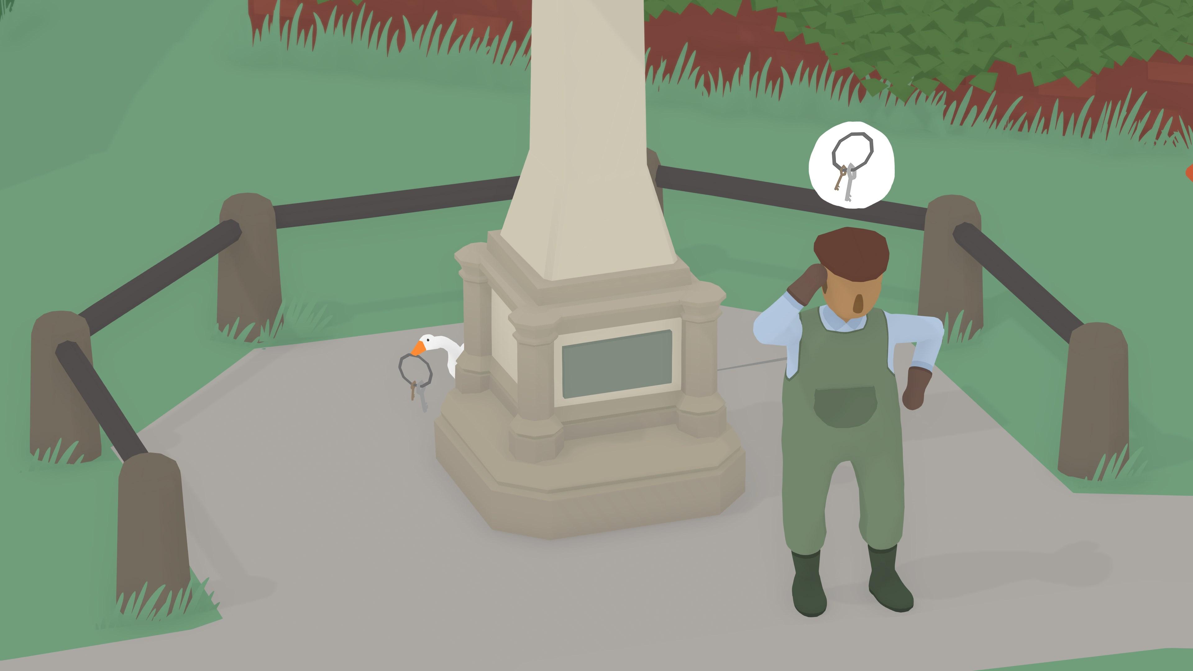 Скриншот №15 к Untitled Goose Game