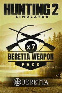 Hunting Simulator 2 Beretta Weapon Pack Xbox Series X|S