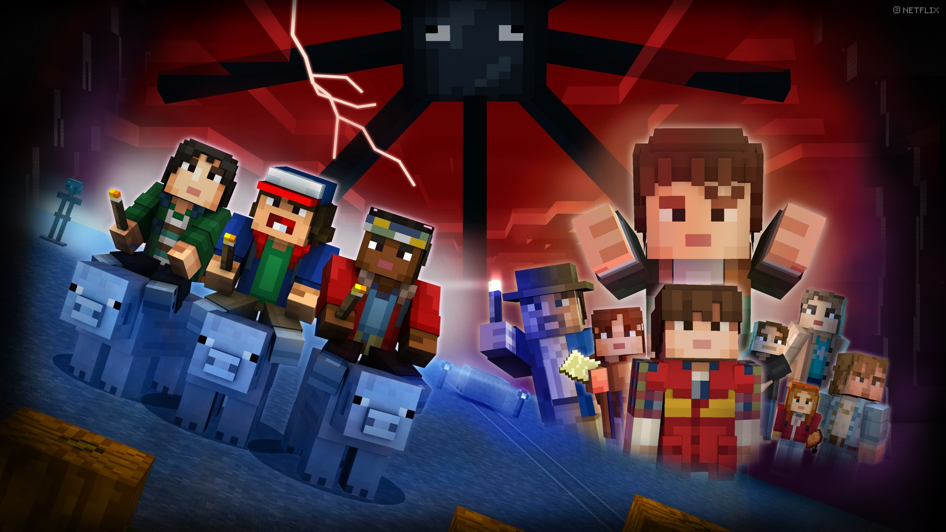 Buy Minecraft Stranger Things Skin Pack Microsoft Store