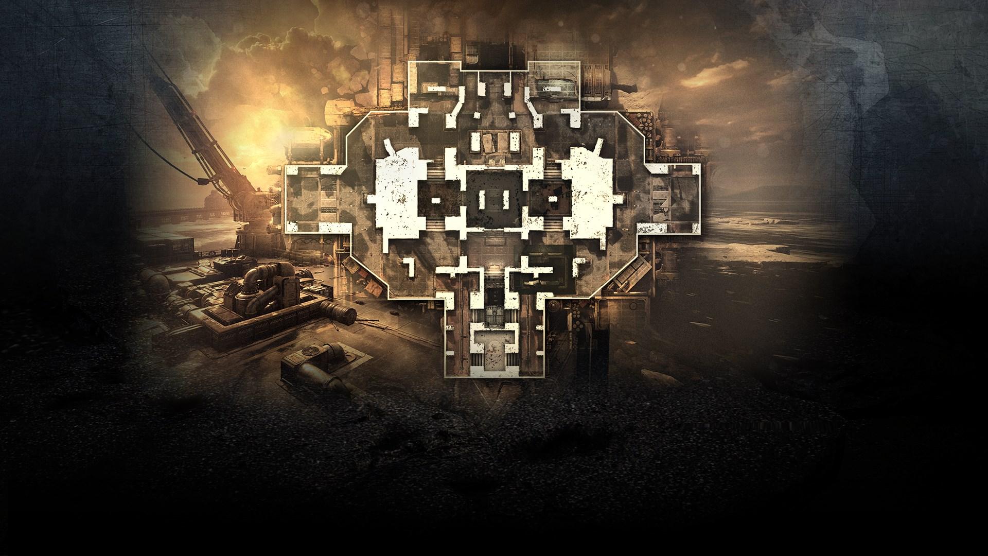 Карта: «Лифт — вершина»