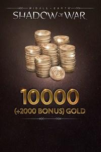 Carátula del juego 10000 (+2000 Bonus) Gold