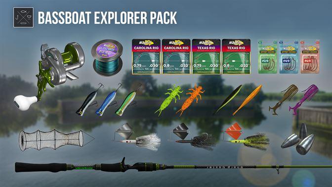Fishing Planet: Bassboat Explorer Pack kaufen – Microsoft Store de AT
