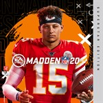 Madden NFL 20: Superstar Edition Logo