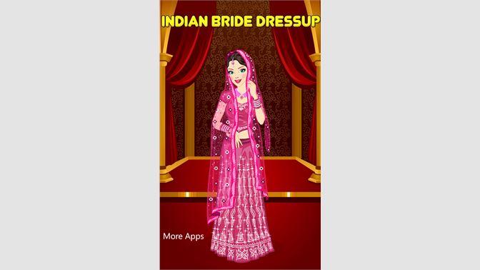 Get Indian Bride Dressup Microsoft Store