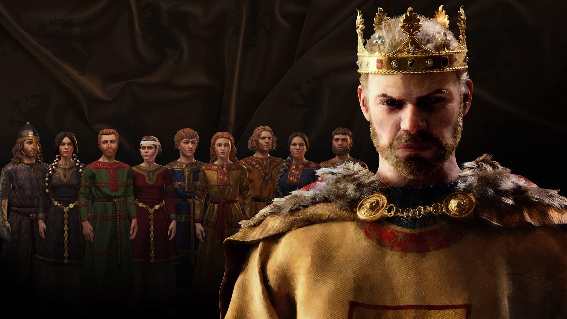 Crusader Kings III: Garments of the Holy Roman Empire