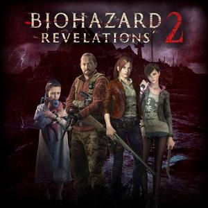 BIOHAZARD REVELATIONS 2 - コンプリートシーズン Xbox One