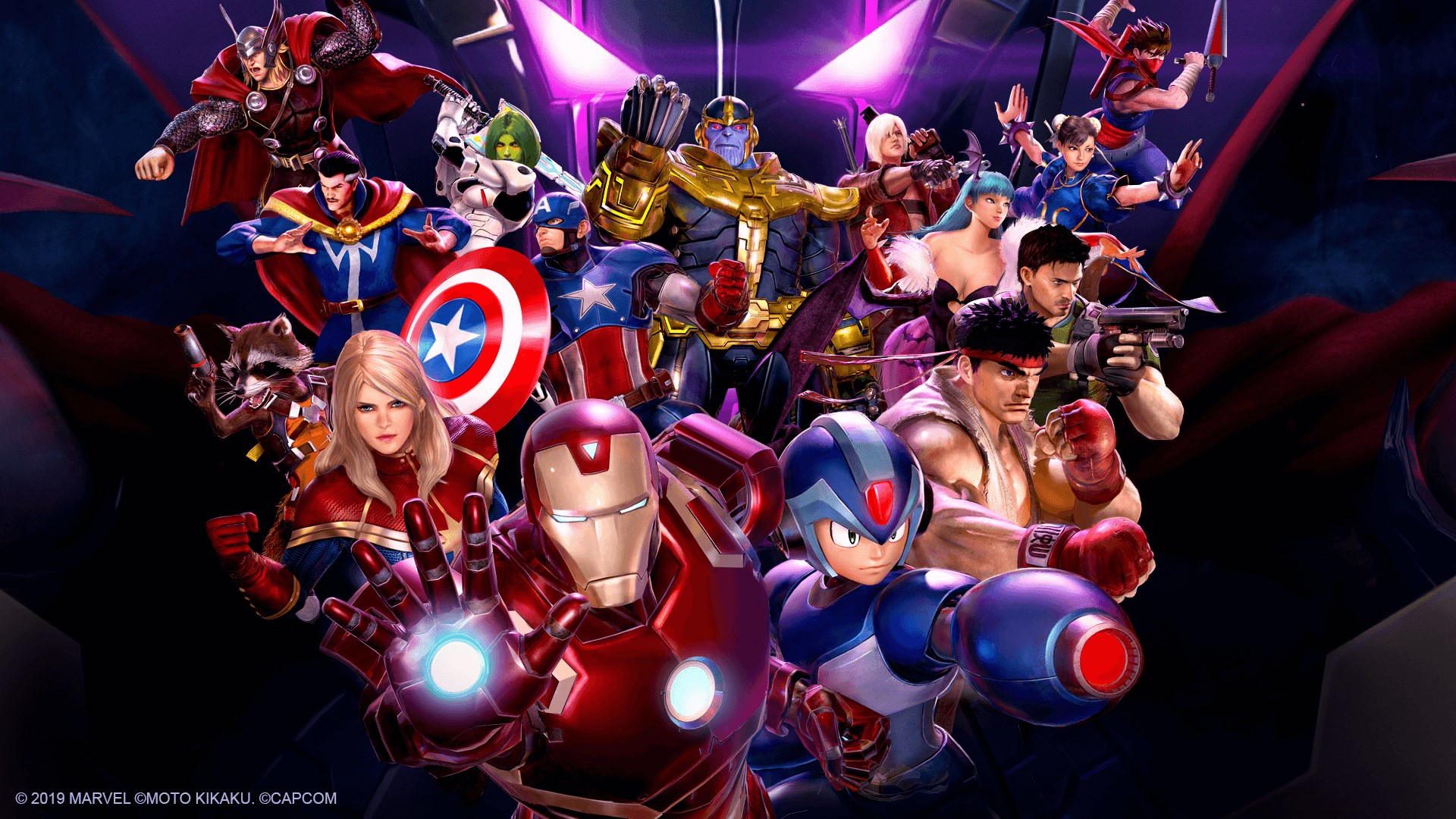 Buy MARVEL VS  CAPCOM: INFINITE - Microsoft Store