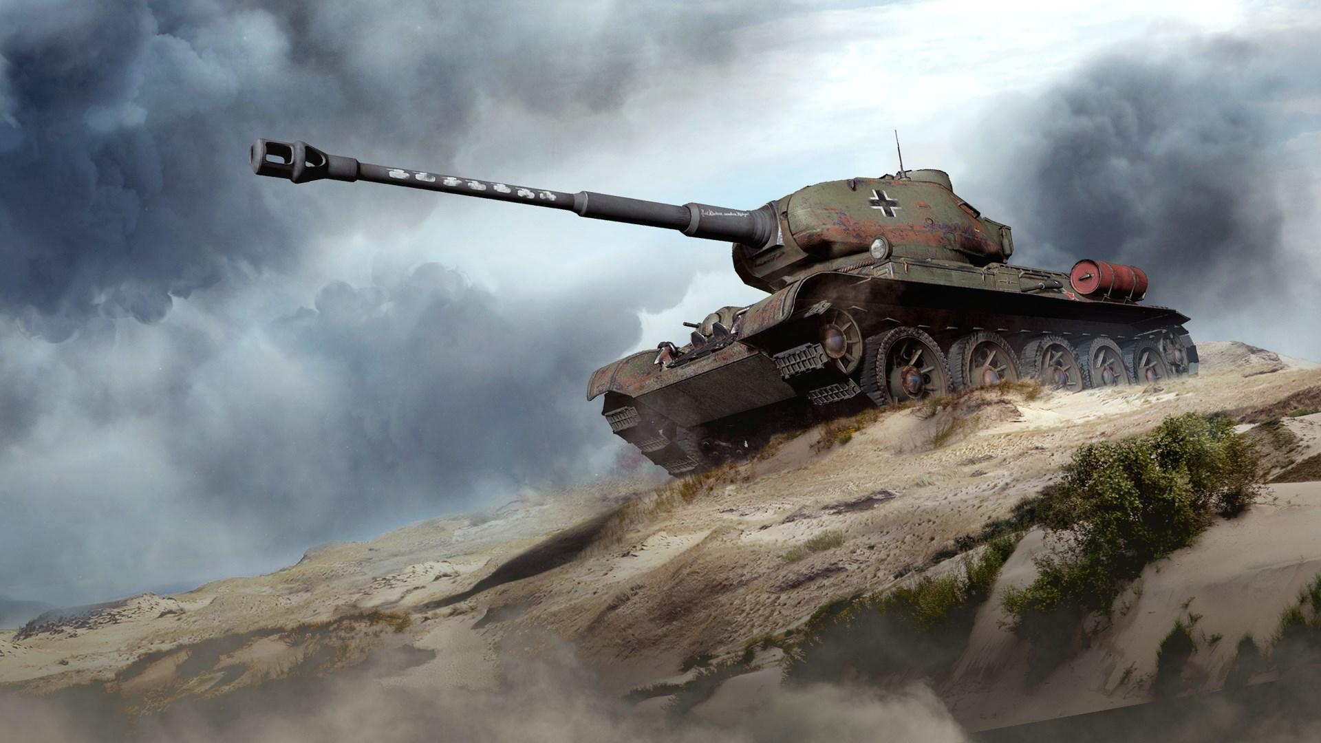 World of Tanks - T-34-88