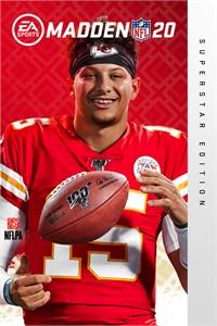Carátula para el juego Madden NFL 20: Superstar Edition de Xbox 360