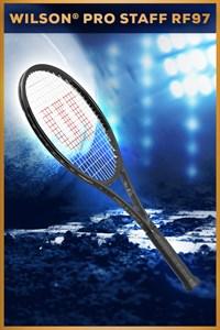 Carátula del juego Tennis World Tour - Wilson Pro Staff RF97