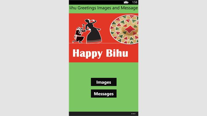 Get bihu greetings images and messages microsoft store en bh screenshots m4hsunfo