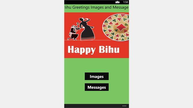 Get bihu greetings images and messages microsoft store en bh screenshot m4hsunfo