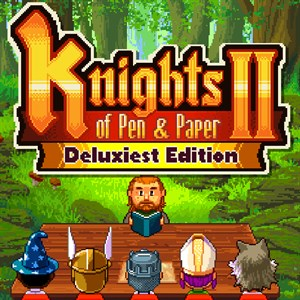 Knights of Pen & Paper 2 Deluxiest Edition Xbox One