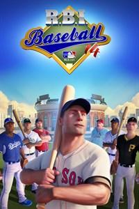 Carátula del juego R.B.I. Baseball 14