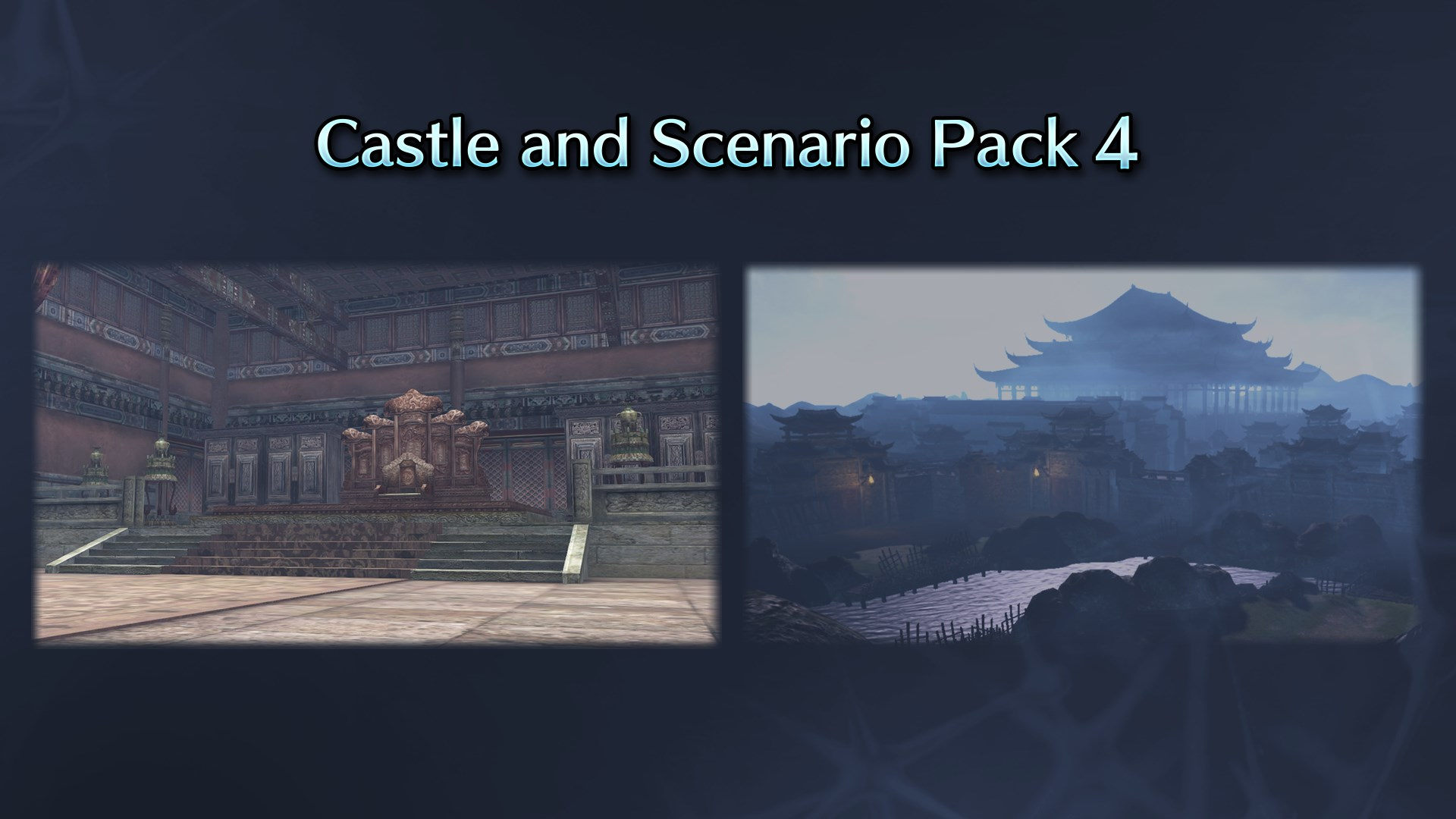 Castle and Scenario Pack 4