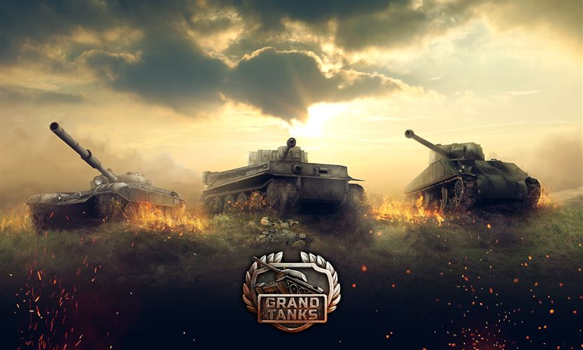 Grand Tanks Screenshot