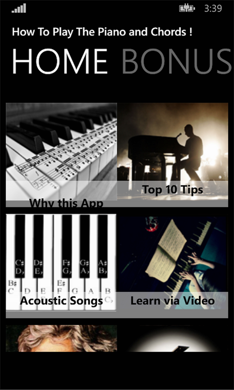 How To Play The Piano and Chords ! for Windows 10 free ...