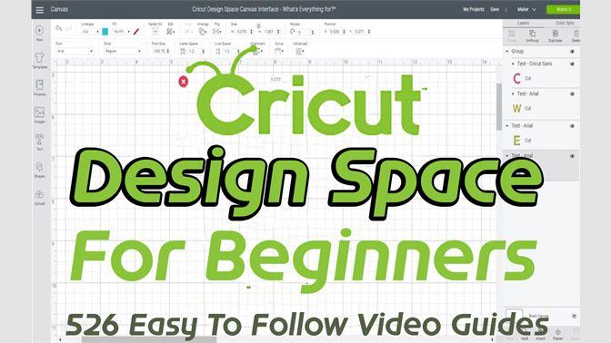 Buy Cricut Design Space For Beginners Microsoft Store