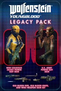 Wolfenstein: Youngblood Legacy Pack